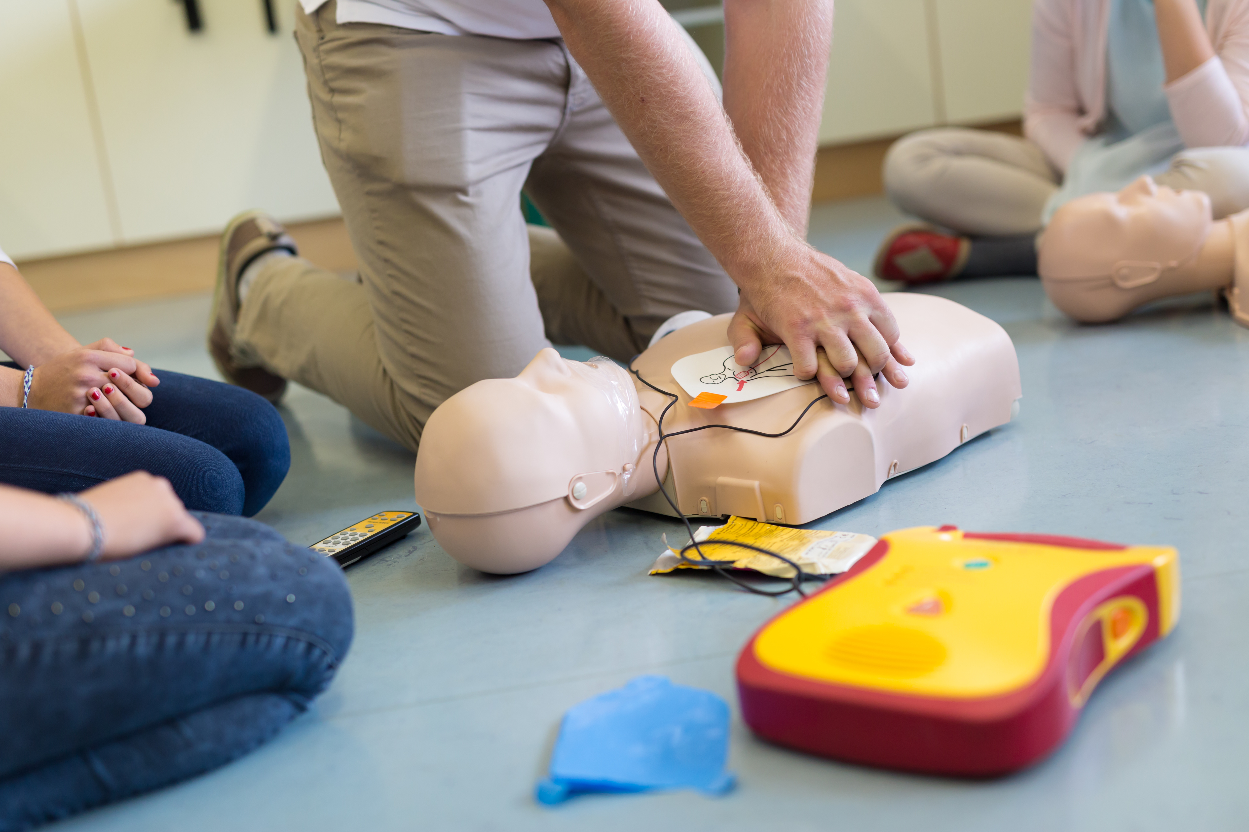 AED Training Critical as Required AED Deployment Grows | WorldPoint