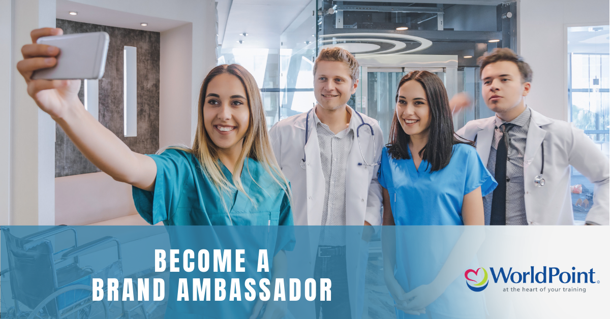 We're Looking for Brand Ambassadors!