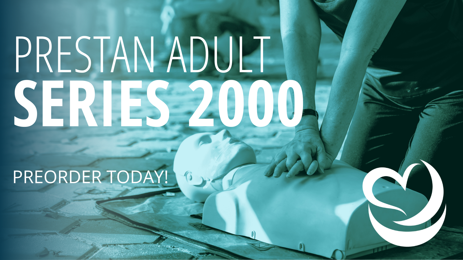 Introducing the PRESTAN® Adult Series 2000 Manikin   Now Available at WorldPoint!