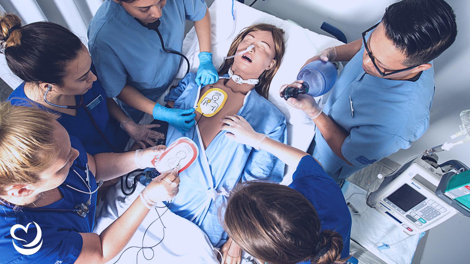 You + CAE Juno = Unbeatable Nursing Training